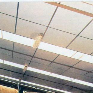 Paneles rígidos de lana de vidrio