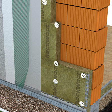 Módulos de fachadas exteriores